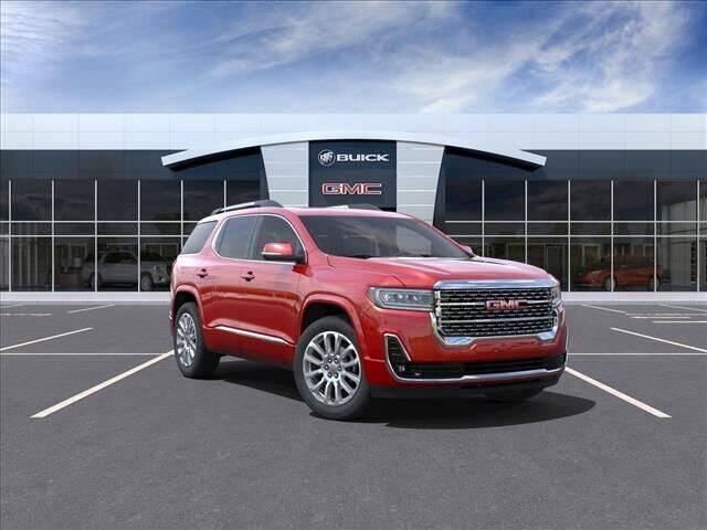 2022 GMC Acadia for sale in Arlington, TX