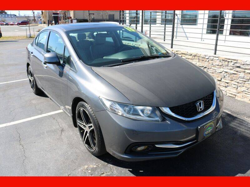 2013 Honda Civic for sale at AUTO POINT USED CARS in Rosedale MD