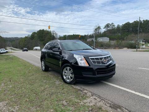 2011 Cadillac SRX for sale at Anaheim Auto Auction in Irondale AL