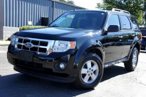 2010 Ford Escape for sale at CU Carfinders in Norcross GA