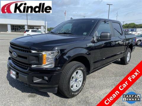 2020 Ford F-150 for sale at Kindle Auto Plaza in Cape May Court House NJ