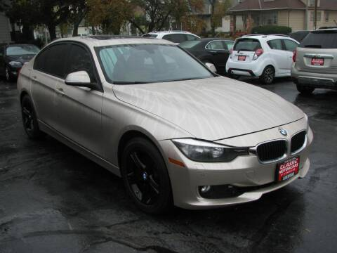 2014 BMW 3 Series for sale at CLASSIC MOTOR CARS in West Allis WI