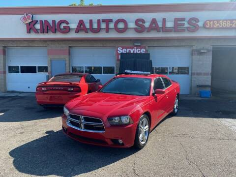 2013 Dodge Charger for sale at KING AUTO SALES  II in Detroit MI