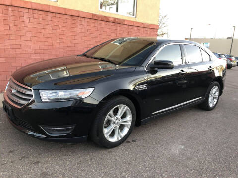 2013 Ford Taurus for sale at Nice Cars Auto Inc in Minneapolis MN