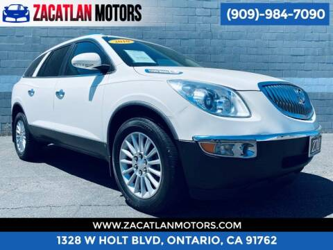 2010 Buick Enclave for sale at Ontario Auto Square in Ontario CA