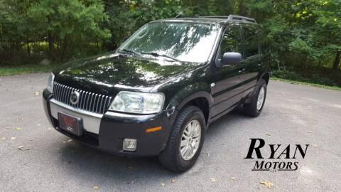 2005 Mercury Mariner for sale at Ryan Motors LLC in Warsaw IN