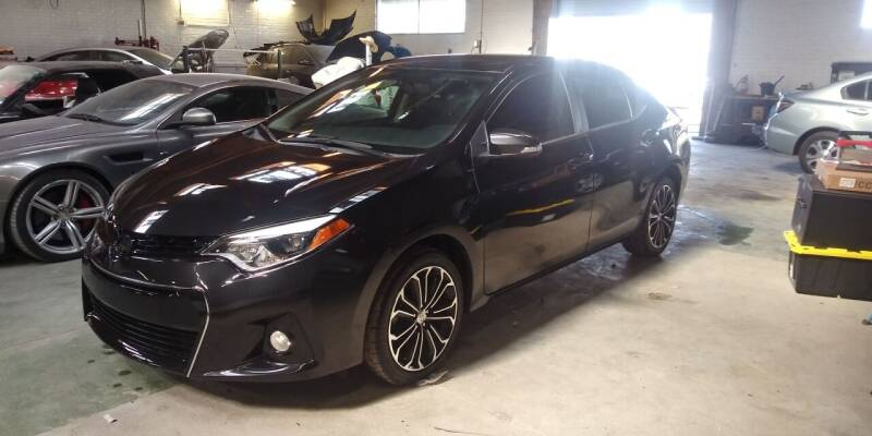 2015 Toyota Corolla for sale at United Automotive Network in Los Angeles CA