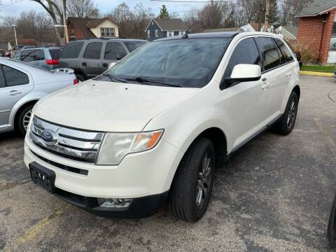 2008 Ford Edge for sale at Bronco Auto in Kalamazoo MI