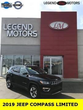 2019 Jeep Compass for sale at Legend Motors of Ferndale in Ferndale MI