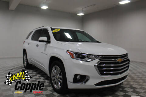 2020 Chevrolet Traverse for sale at Copple Chevrolet GMC Inc in Louisville NE