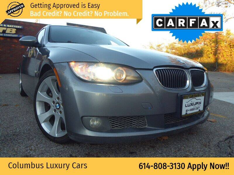 2007 BMW 3 Series for sale at Columbus Luxury Cars in Columbus OH
