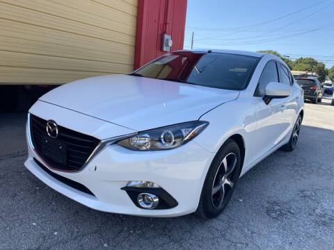 2016 Mazda MAZDA3 for sale at Pary's Auto Sales in Garland TX
