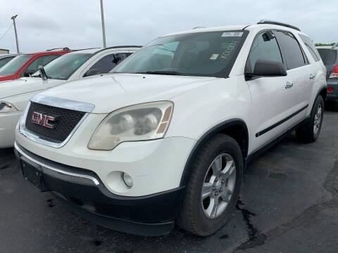 2009 GMC Acadia for sale at American Motors Inc. - Cahokia in Cahokia IL