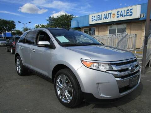 2013 Ford Edge for sale at Salem Auto Sales in Sacramento CA