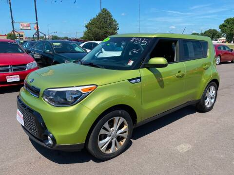2016 Kia Soul for sale at De Anda Auto Sales in South Sioux City NE
