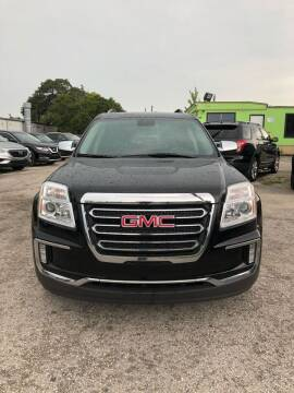 2017 GMC Terrain for sale at Marvin Motors in Kissimmee FL