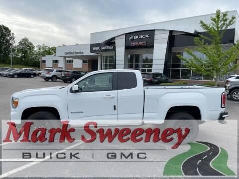 2021 GMC Canyon for sale at Mark Sweeney Buick GMC in Cincinnati OH
