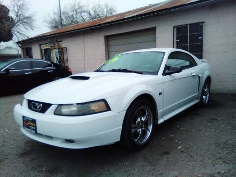 2002 Ford Mustang for sale at Larry's Auto Sales Inc. in Fresno CA