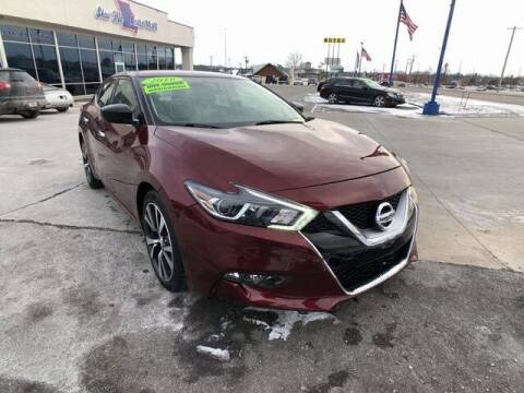 2016 Nissan Maxima for sale at Show Me Auto Mall in Harrisonville MO