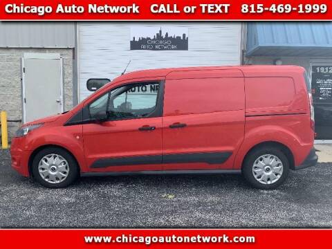 2014 Ford Transit Connect Cargo for sale at Chicago Auto Network in Mokena IL