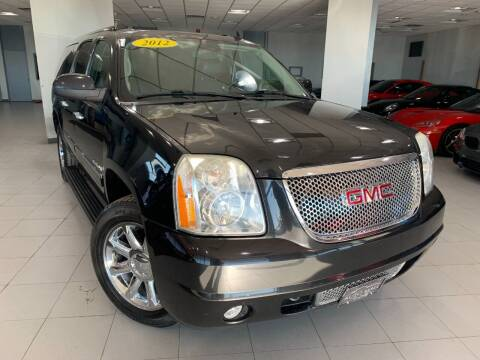 2012 GMC Yukon XL for sale at Auto Mall of Springfield north in Springfield IL