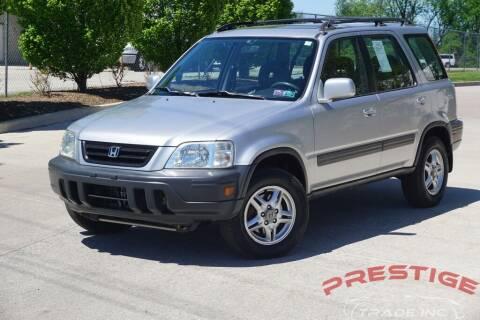 2001 Honda CR-V for sale at Prestige Trade Inc in Philadelphia PA