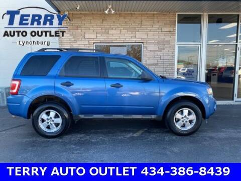 2009 Ford Escape for sale at Terry Auto Outlet in Lynchburg VA