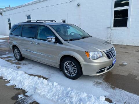 2014 Chrysler Town and Country for sale at Kobza Motors Inc. in David City NE