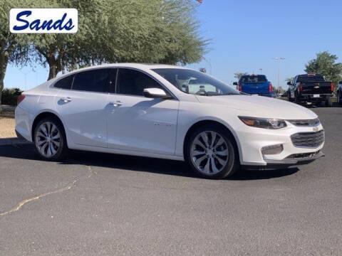 2018 Chevrolet Malibu for sale at Sands Chevrolet in Surprise AZ