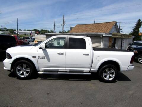2015 RAM Ram Pickup 1500 for sale at American Auto Group Now in Maple Shade NJ