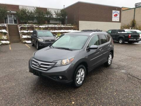 2013 Honda CR-V for sale at Family Auto Sales in Maplewood MN