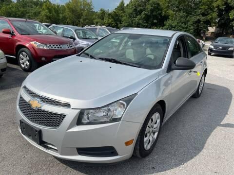 2012 Chevrolet Cruze for sale at Best Buy Auto Sales in Murphysboro IL