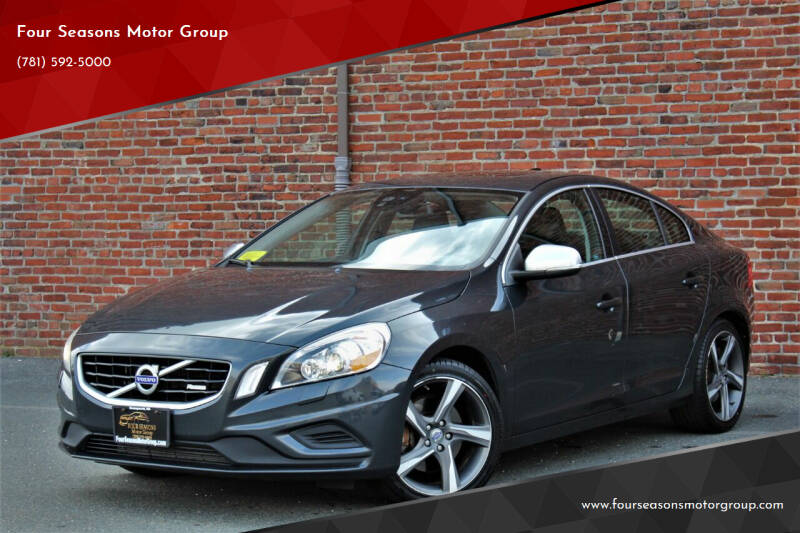 2012 Volvo S60 for sale at Four Seasons Motor Group in Swampscott MA