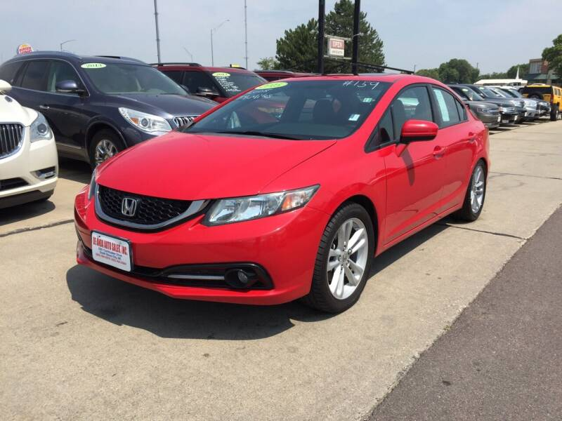 2015 Honda Civic for sale at De Anda Auto Sales in South Sioux City NE