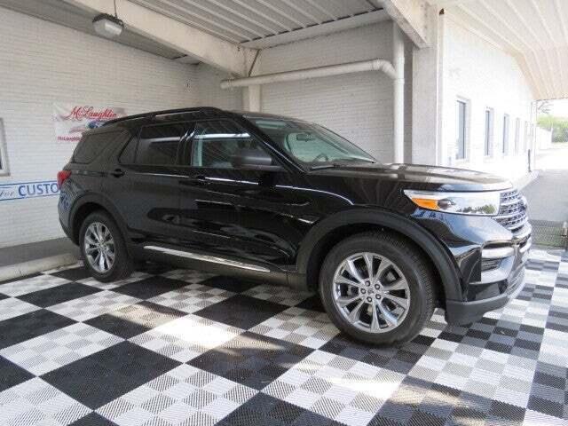 2021 Ford Explorer for sale in Sumter, SC