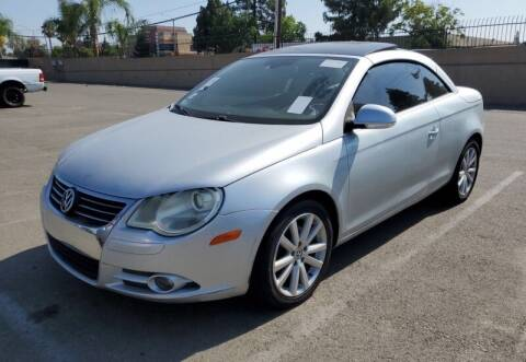 2007 Volkswagen Eos for sale at SoCal Auto Auction in Ontario CA