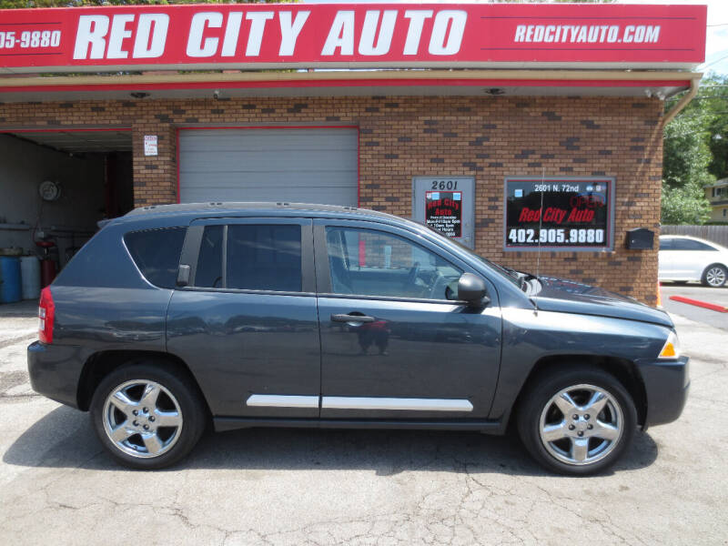 2007 Jeep Compass for sale at Red City  Auto in Omaha NE