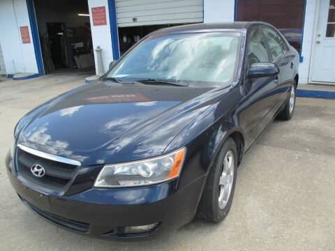 2006 Hyundai Sonata for sale at 3A Auto Sales in Carbondale IL