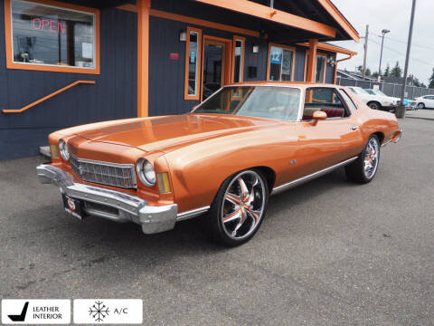 1975 Chevrolet Monte Carlo for sale at Sabeti Motors in Tacoma WA