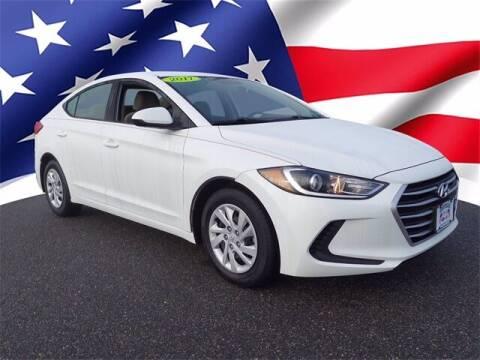 2017 Hyundai Elantra for sale at Gentilini Motors in Woodbine NJ