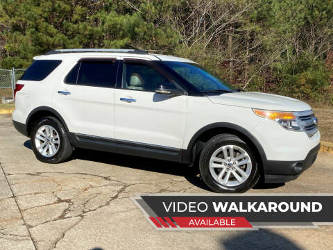 2011 Ford Explorer for sale at Selective Imports in Woodstock GA