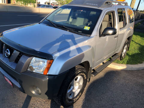 2007 Nissan Xterra for sale at STATE AUTO SALES in Lodi NJ