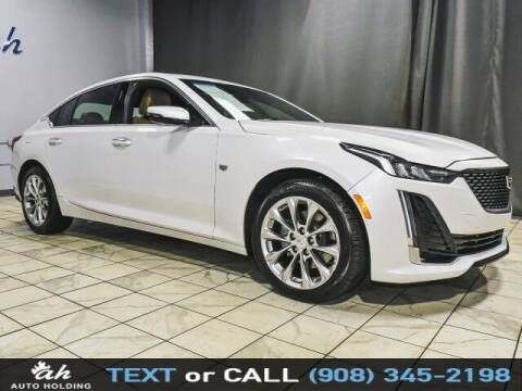 2020 Cadillac CT5 for sale at AUTO HOLDING in Hillside NJ