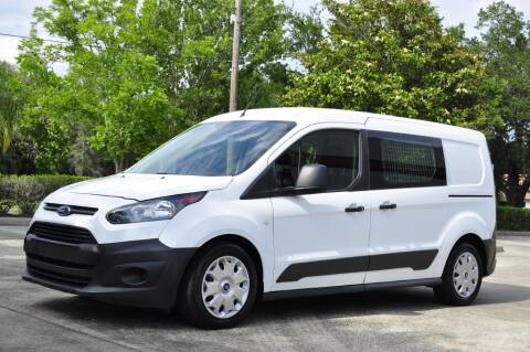 2017 Ford Transit Connect Cargo for sale at Vision Motors, Inc. in Winter Garden FL