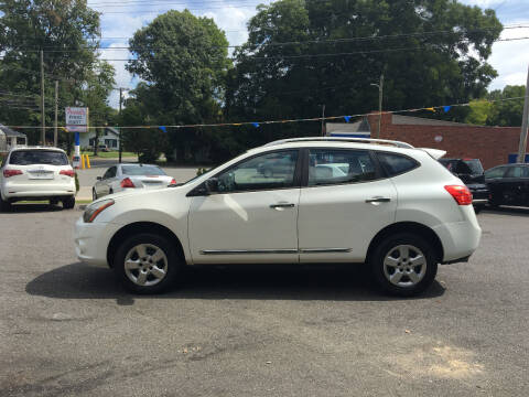 2014 Nissan Rogue Select for sale at Diamond Auto Sales in Lexington NC