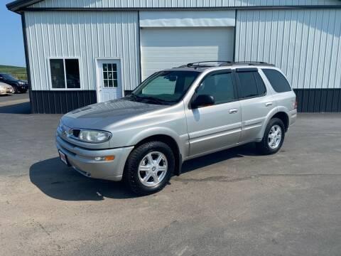 2004 Oldsmobile Bravada for sale at Highway 9 Auto Sales - Visit us at usnine.com in Ponca NE