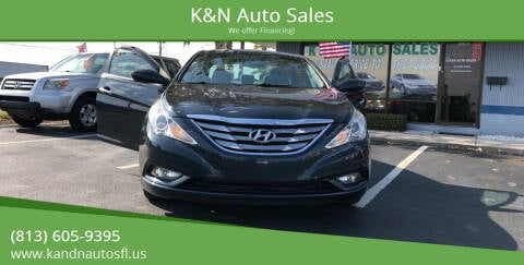 2013 Hyundai Sonata for sale at K&N Auto Sales in Tampa FL