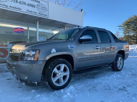 2008 Chevrolet Avalanche for sale at Palmer Auto Sales in Menands NY