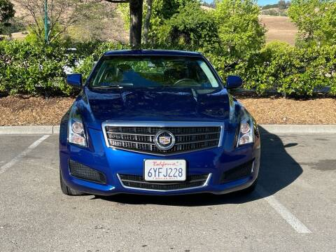 2013 Cadillac ATS for sale at CARFORNIA SOLUTIONS in Hayward CA