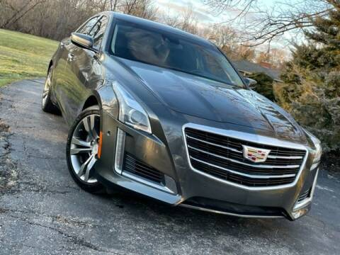 2016 Cadillac CTS for sale at Go2Motors in Redford MI